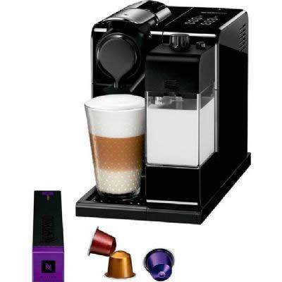 Cafeteira Expresso Lattissima Touch 19 Bar Black 110V Nespresso