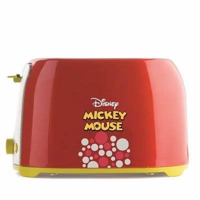 Torradeira Mickey Mouse Disney 850W – Mallory